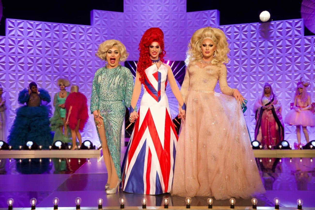 The Vivienne has officially been named the first winner of 'RuPaul's Drag Race UK' and we couldn't love the Welsh dynamo more.