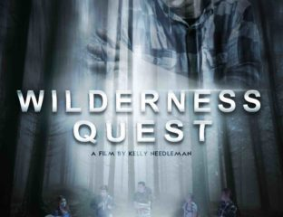 Kelly Needleman is based in LA and is making his mark with his filmmaking skills and representing the youth in Hollywood with new short 'Wilderness Quest'.