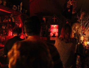 The most famous artifact at the Warren's Occult Museum is the actual doll the 'Annabelle' movies are based upon. Let's dive into this doll's creepy past.