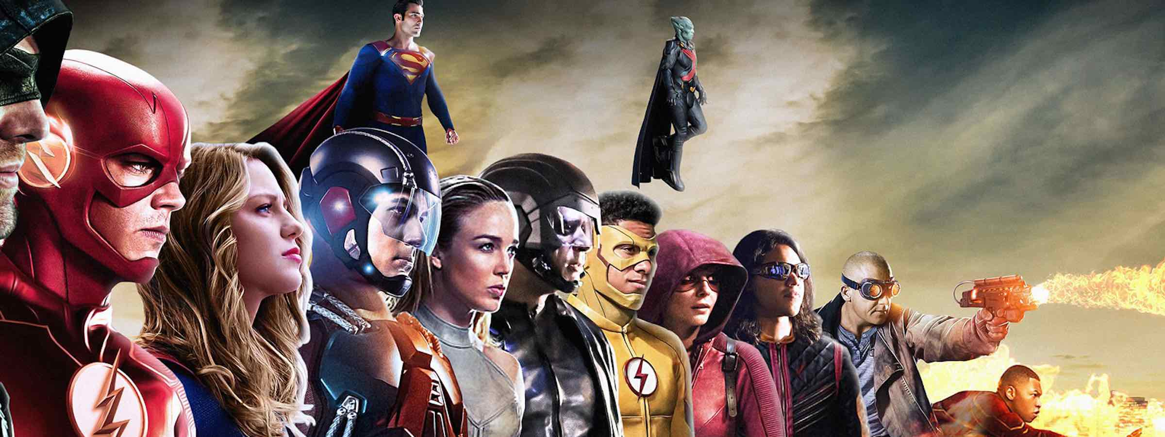 Will you hit the bullseye with our Arrowverse quiz? Travel to this DC multiverse and take on your favorite heroes' greatest foes.