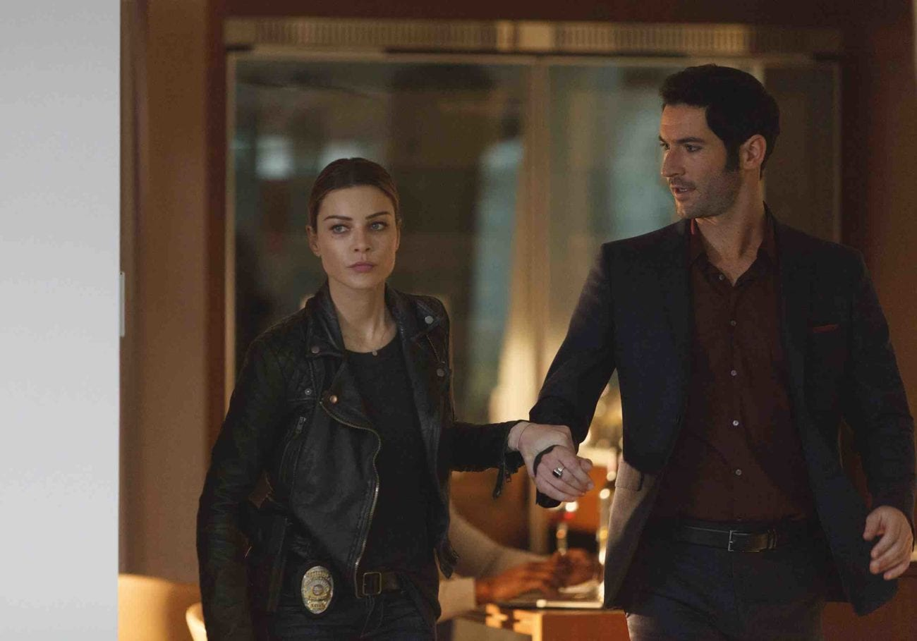 Ellis and German tease fans with news of 'Lucifer' S5 in an interview. Could there be a Deckerstar wedding in our future? Here's what we learned.