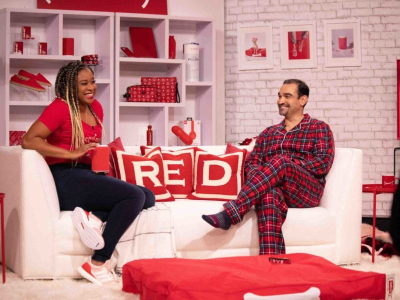Make It (RED) aired on November 18th, kicking off the (RED) Shopathon where every purchase raises money for the fight to end AIDS. Find out more now!
