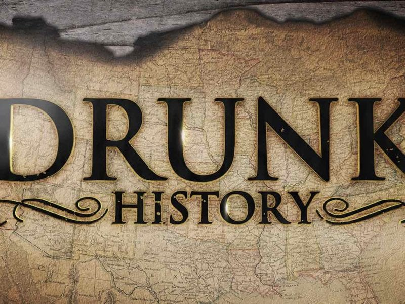 'Drunk History' S6 concluded a couple months ago. Let's get wavy and see what new (and old) ones have appeared on the Film Daily ranking.