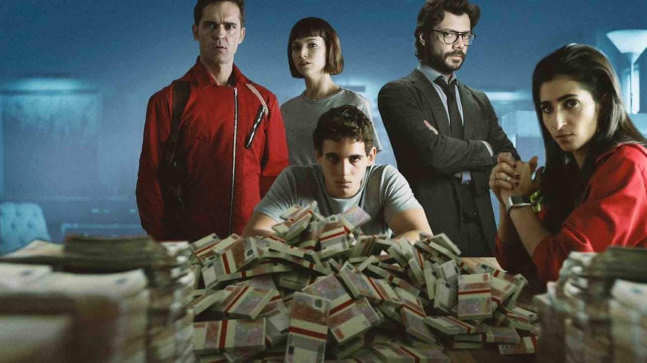 'Money Heist' will return with its long-awaited Part 4 in April 2020. Here are some of the key cops from the first three parts of 'Money Heist'.