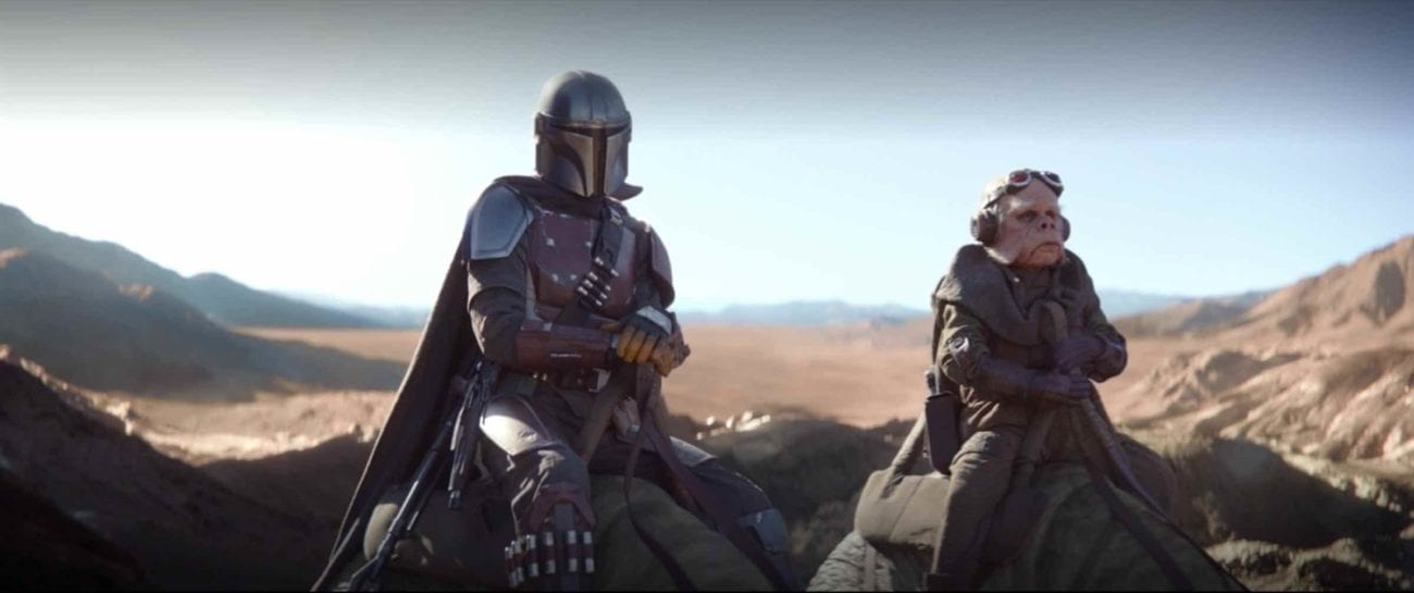 As we only have a couple more episodes until the end of the first season, here are our favorite fan theories for 'The Mandalorian'.