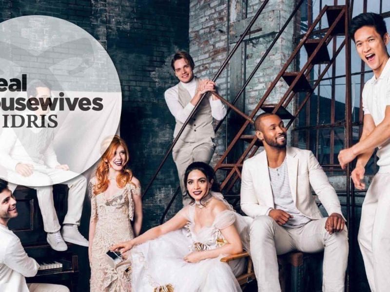 Join us as we portal back to Idris to check on our beloved loony alternate universe Shadowhunters and Downworlders in 'The Real Housewives of Idris' pt. 2.