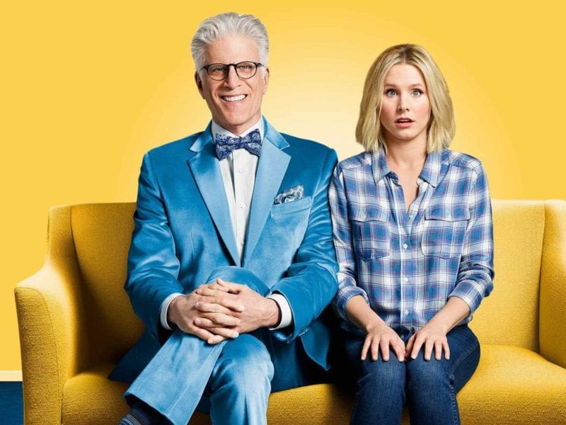 We've tracked down the hottest theories about the fate of the Soul Squad, trying to figure out what could happen during 'The Good Place' finale in January.