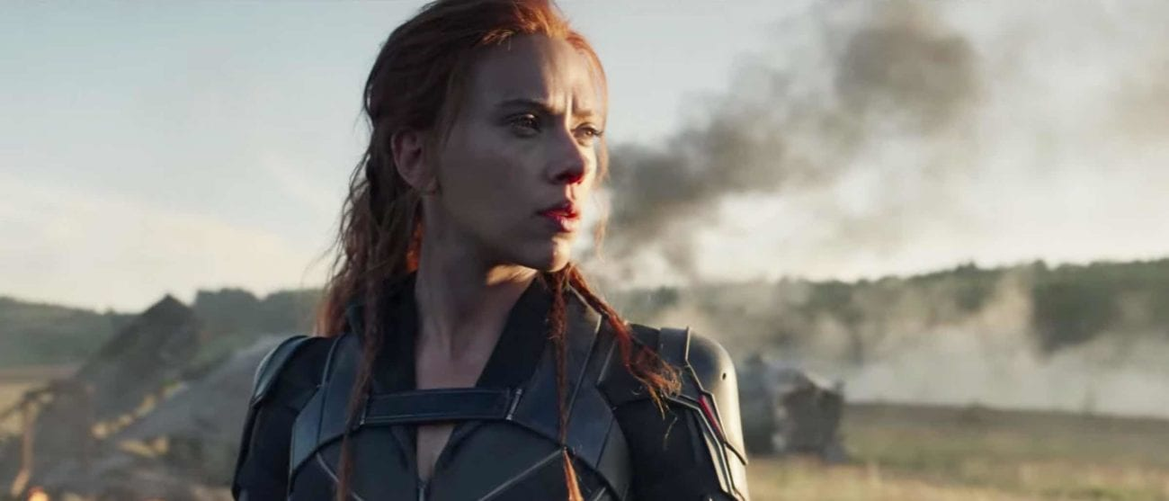 Here Are Fandom S First Reactions To The Black Widow