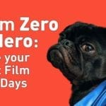 Do you dream of becoming a sensational scriptwriter? Stop dreaming and start writing – go From Zero to Hero with our Write Your Short in 30 Days program.