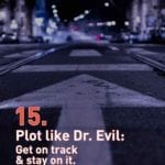 Is your screenplay's plot summation a book-length essay? We gots all the insider tricks used industry-wide so you can rock your beat sheet to the max.