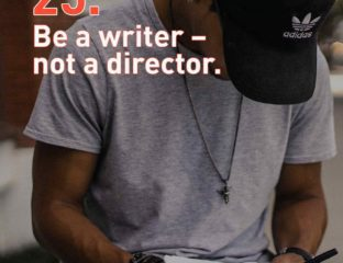 Have you written your script with stage direction dictating every possible close-up, aerial shot, mid-shot, deep focus, and handheld shot?
