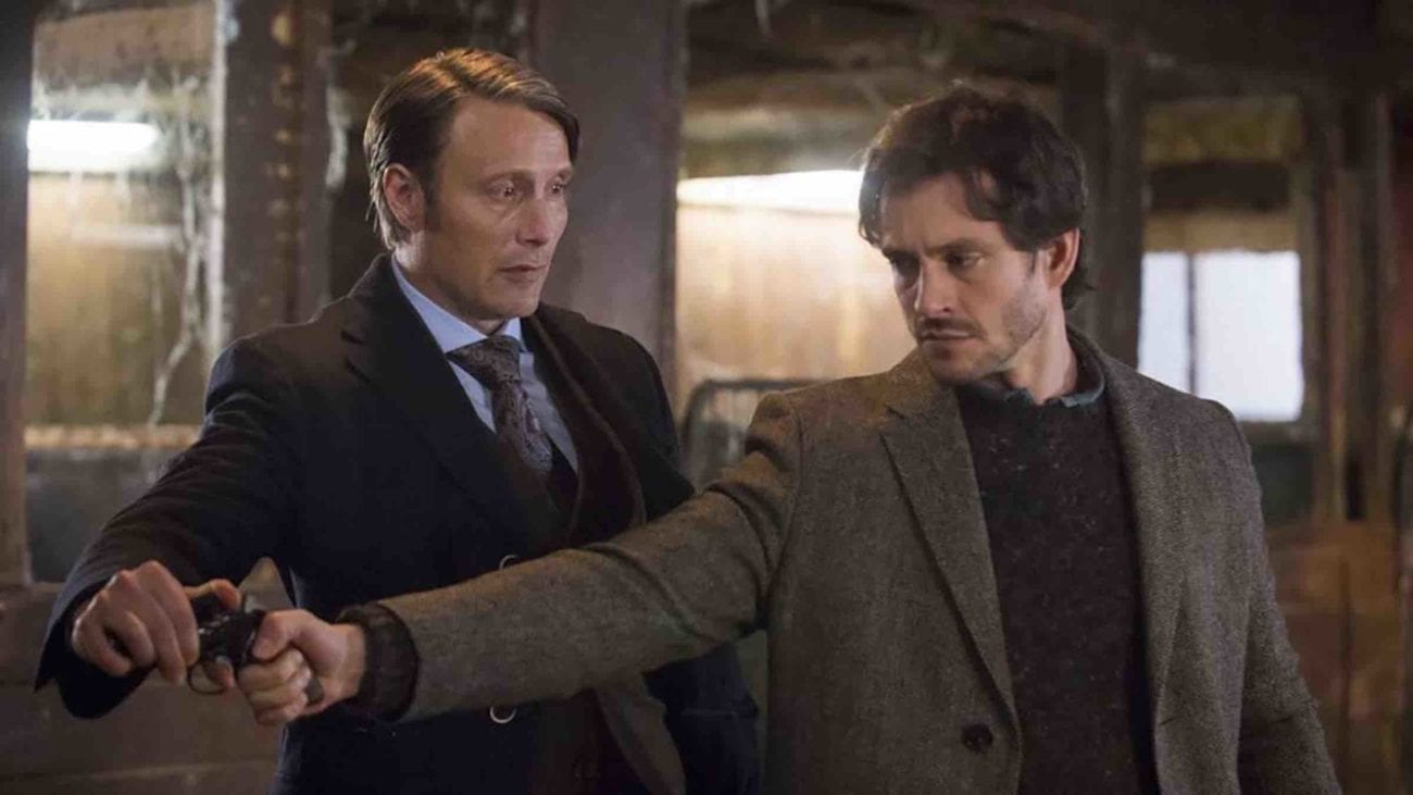 One of the greatest TV tragedies is that Hannibal was canceled after three seasons. Here are Hannigram's most heartwarming moments in 'Hannibal'.