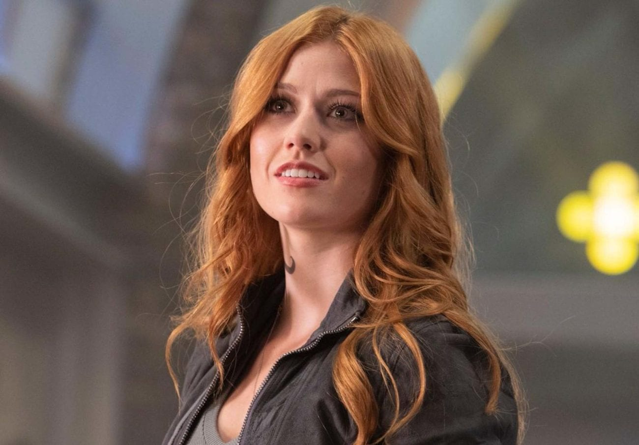 We're thrilled to announce Katherine McNamara (Clary Fray of 'Shadowhunters') will be attending Heroes of the Shadow World! Here's how you can meet her.