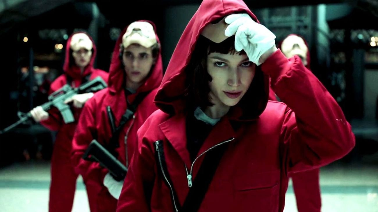 Netflix's 'Money Heist' season 4 is out. But what about a spinoff?