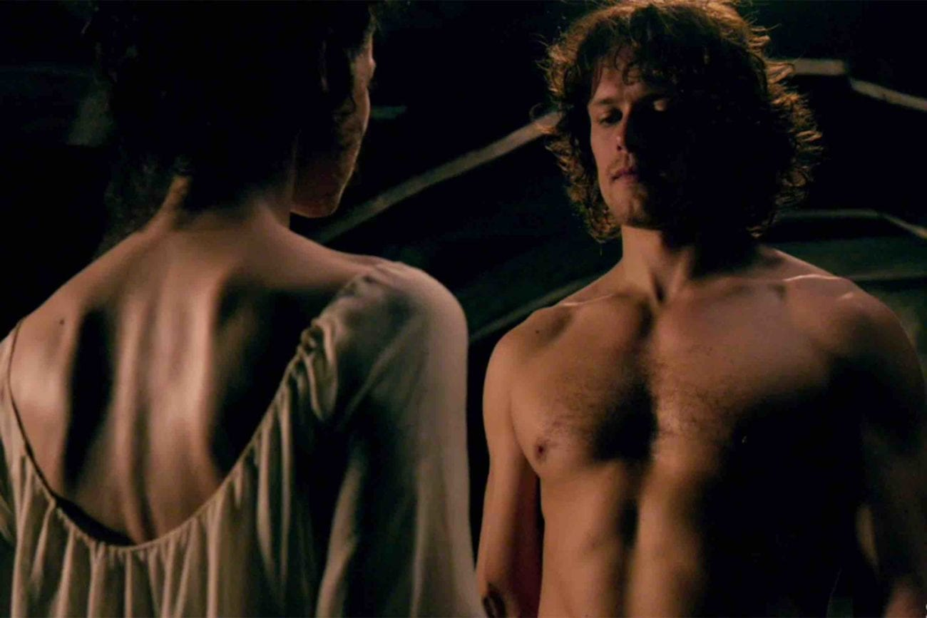 Fans of 'Outlander' have been blessed with some incredible sex scenes. Here are our favorites from Claire and Jamie.
