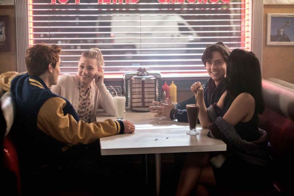 Riverdale relationships
