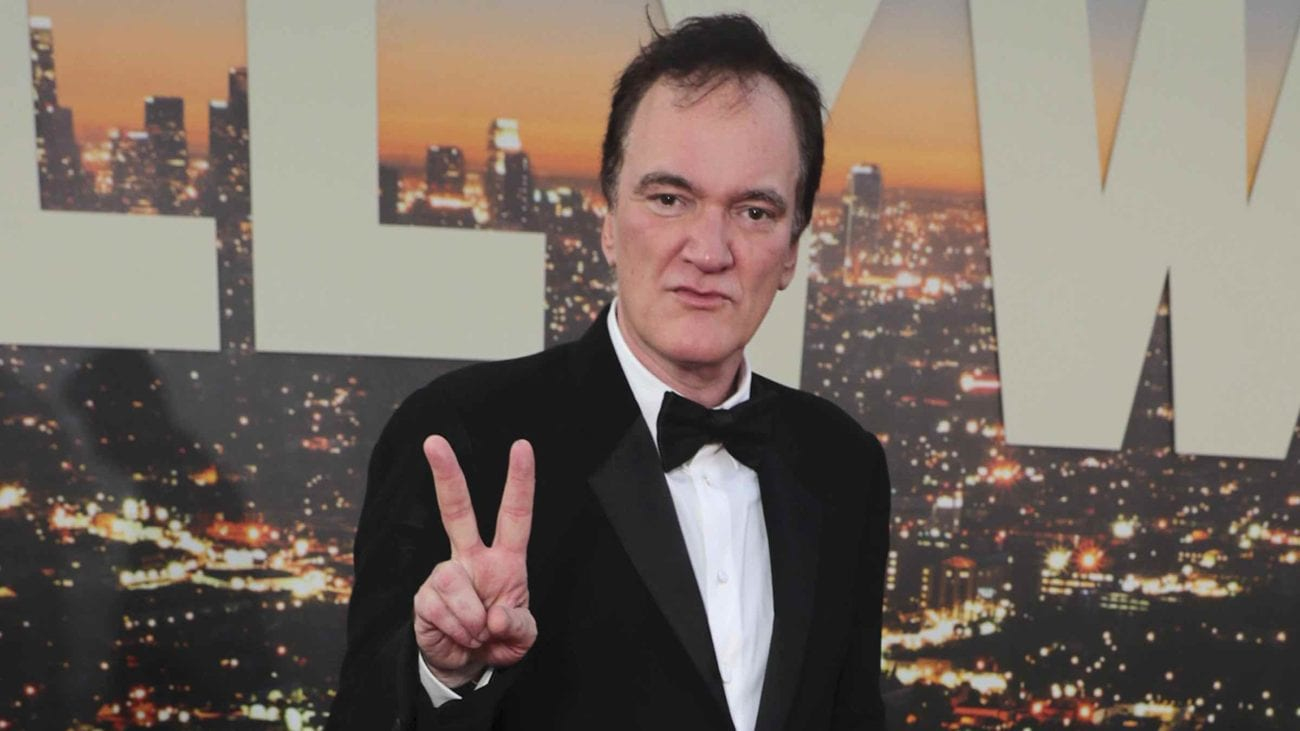Buzz surrounding Quentin Tarantino and 'Star Trek' has been circulating since 2017 and what a glorious pairing that would be. Here's what we know.