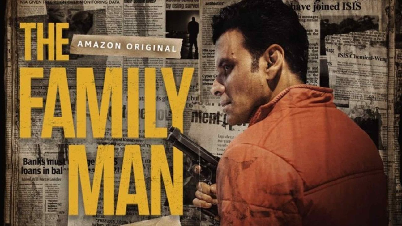 We here at Film Daily are happy to fill you in on the reasons why you'll fall in love with this odd but amazing series 'The Family Man'.