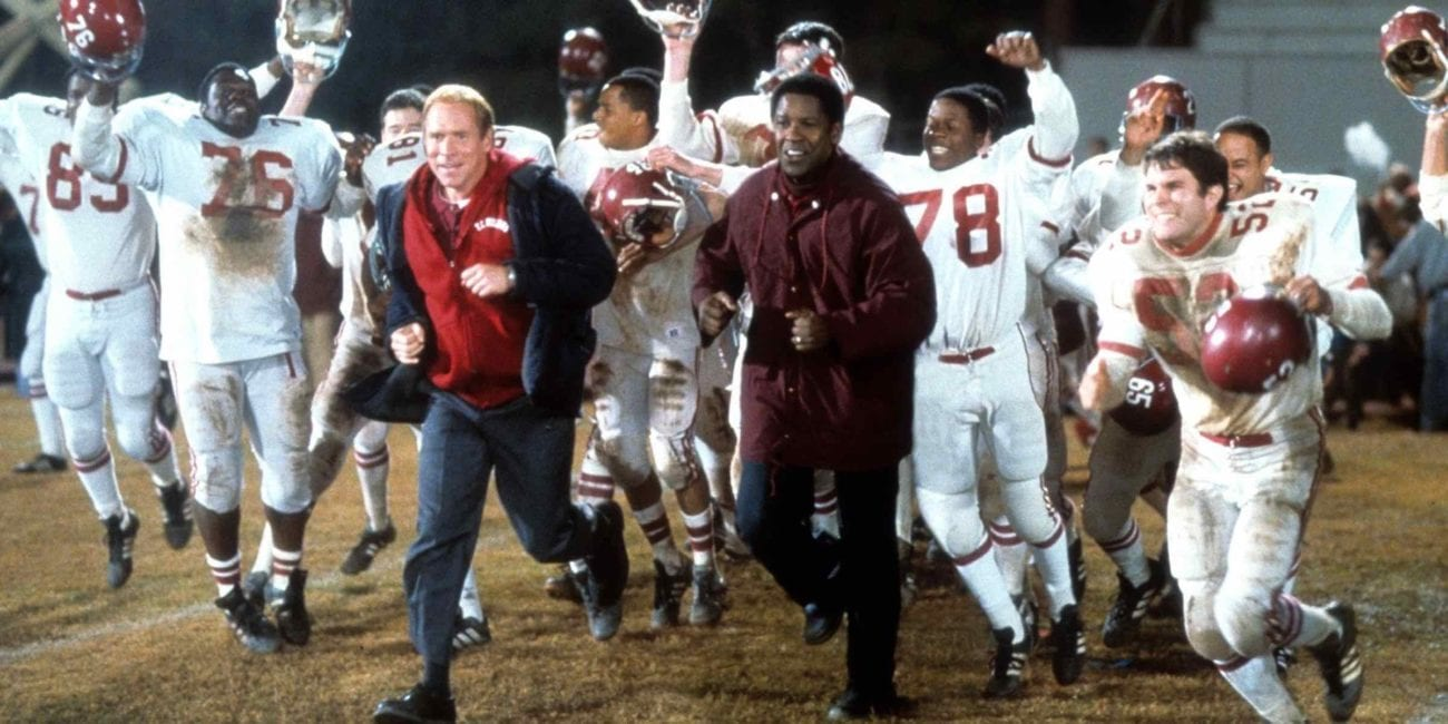 Sports movies hit us right in the feels. We somehow managed to choose our top five football movies, in no particular order.