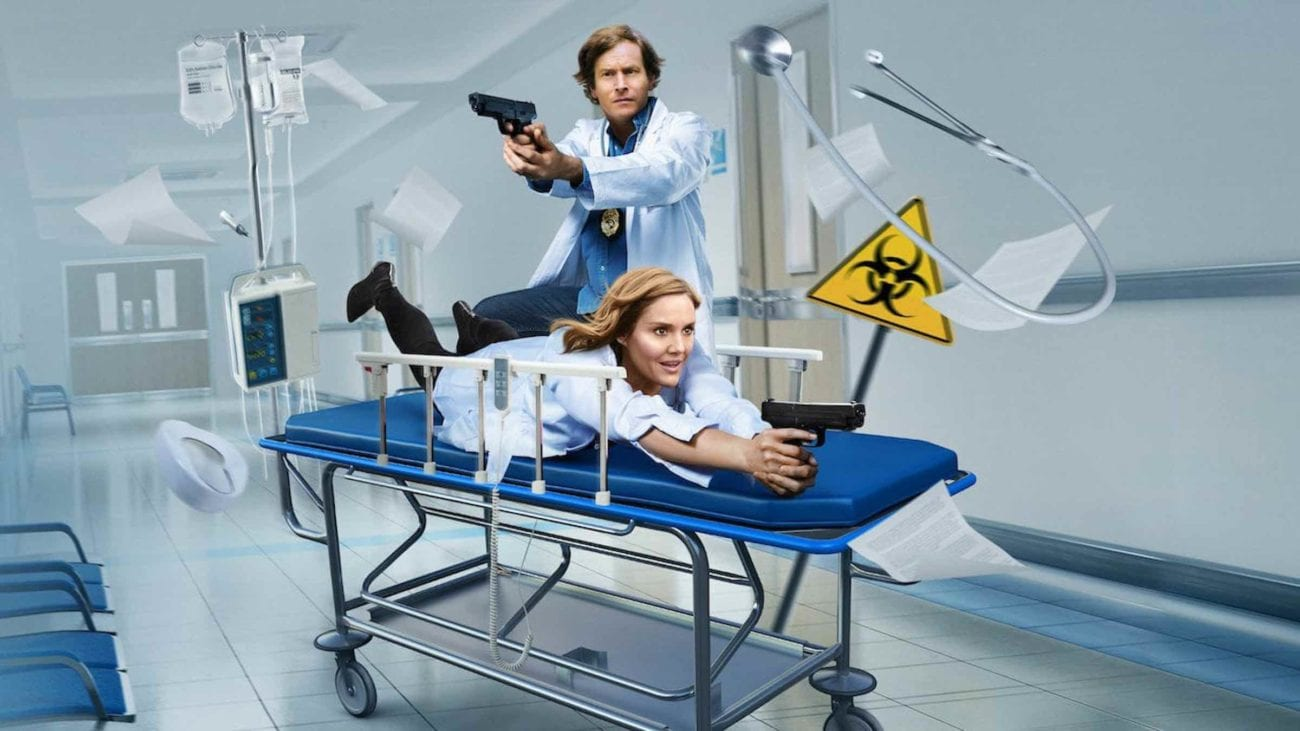 If you need some convincing that 'Medical Police' is for you, we can arrange that for you. Find out why you should be watching this Netflix show.