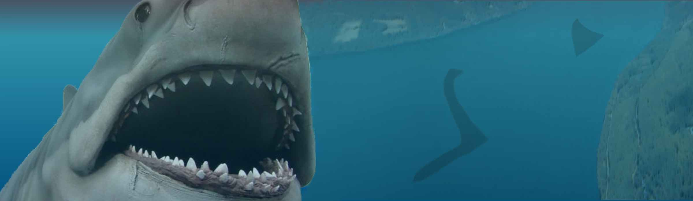 We have the whole scoop on 'Sharkloch' that has 'Jaws' fans fired up over the effects. You're going to want to see this one. Here's the latest.