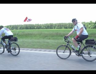'The Unity Ride' documentary film follows cyclists Jonathan Williams and Andre Block, who embarked on a 2,700-mile journey. Here's what we know.