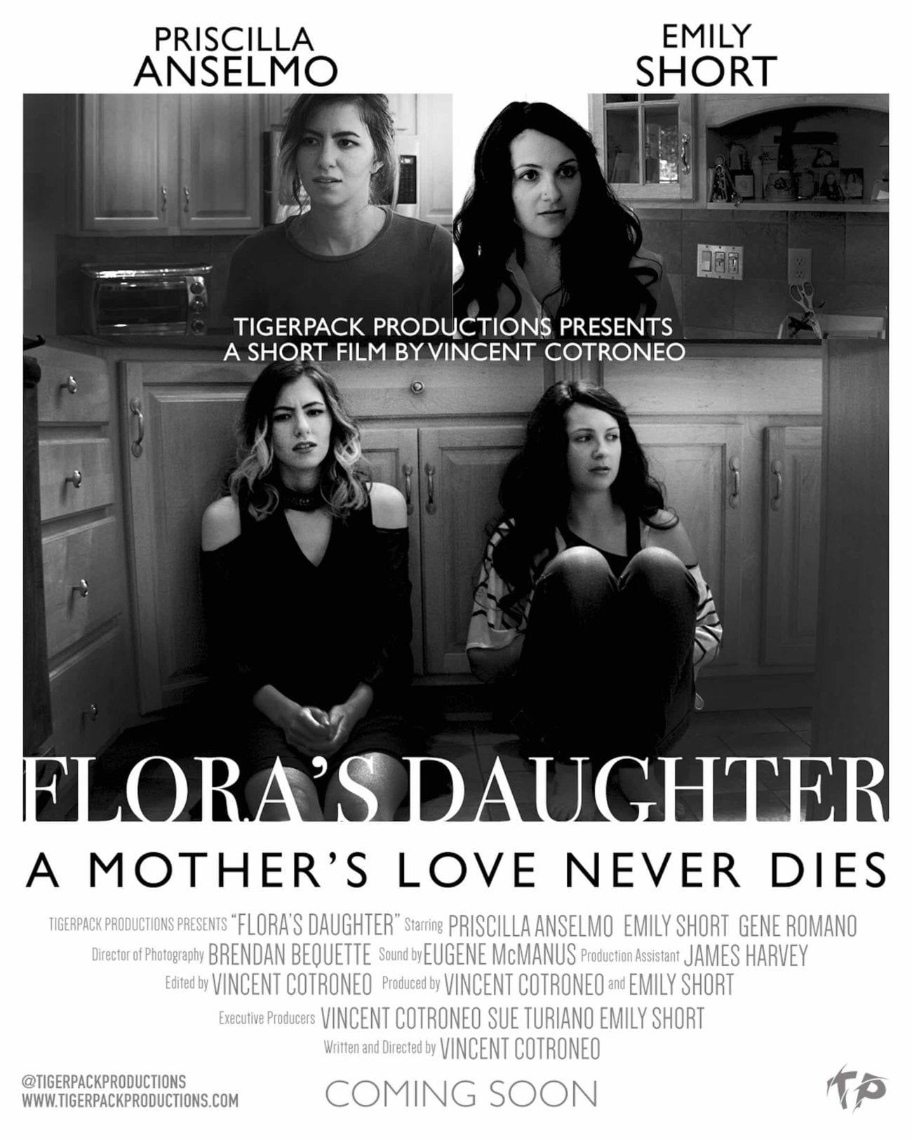 'Flora's Daughter' is the newest passion project of the young production company Tigerpack Productions. Here's what we know about the noir thriller.
