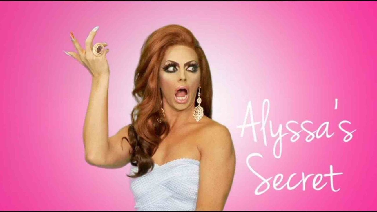 If you want to fill that 'Drag Race' void in your life, here's everything we love about 'Alyssa's Secret' so you can go check it out.