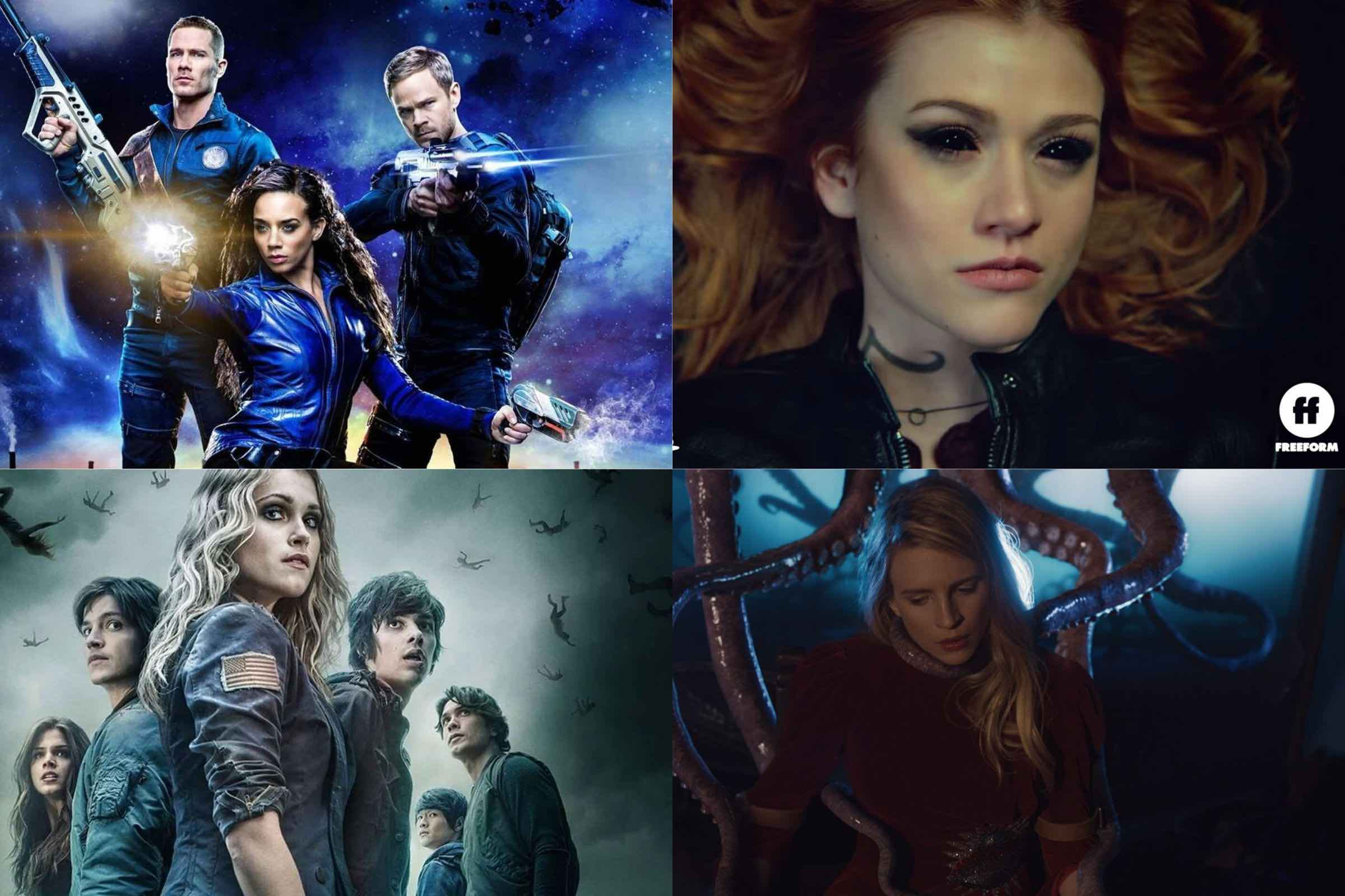 That's right, reader. It's time for the fans to decide what the very Best Sci-Fi TV Series of the 2010s has been in our Bingewatch Awards.