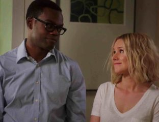 In honor of the hottest power couple in 'The Good Place' (sorry #TeamJanason), here's the hottest moments in the past of Chidi and Eleanor.