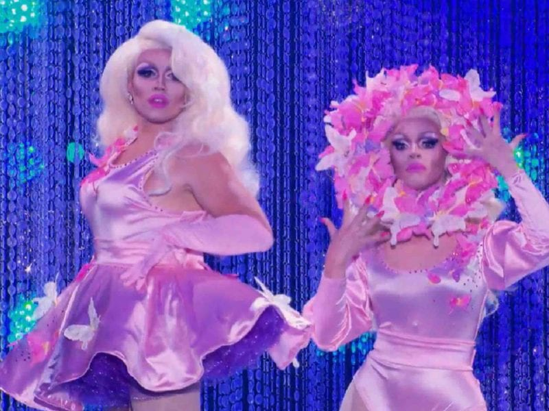 The Super Bowl will feature an ad during the game involving 'Drag Race' alums Kim Chi and Miz Cracker snacking on Sabra hummus. Here's what we know.