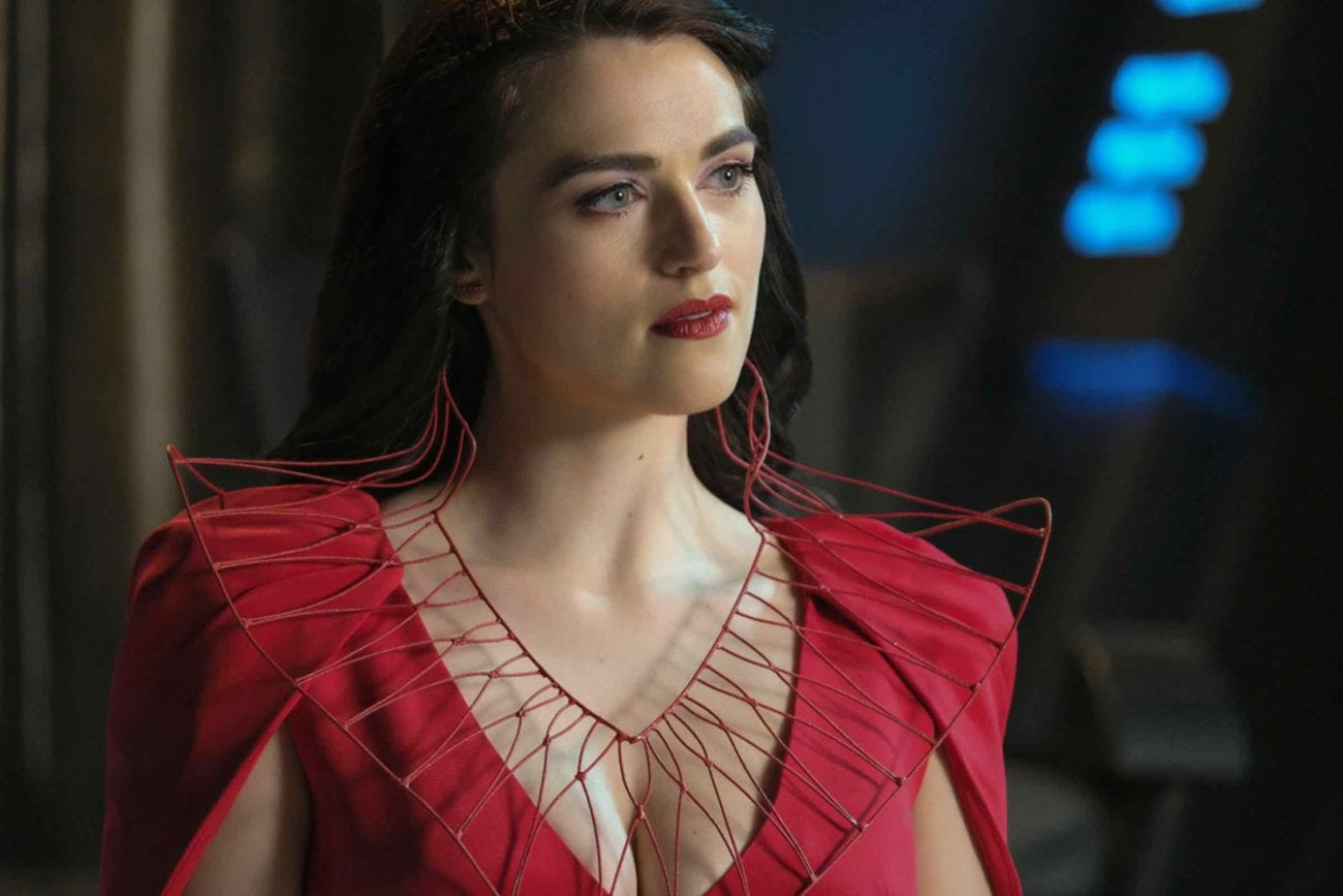 Even her misguided actions have come from a place of good intentions arguably. Let's take a look at some of Lena Luthor's best moments in 'Supergirl'.