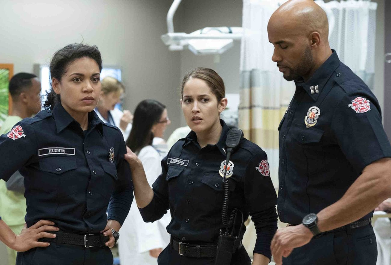 'Grey's Anatomy' got another spin-off in the form of 'Station 19'. Catch up on the first two seasons of 'Station 19' right here.