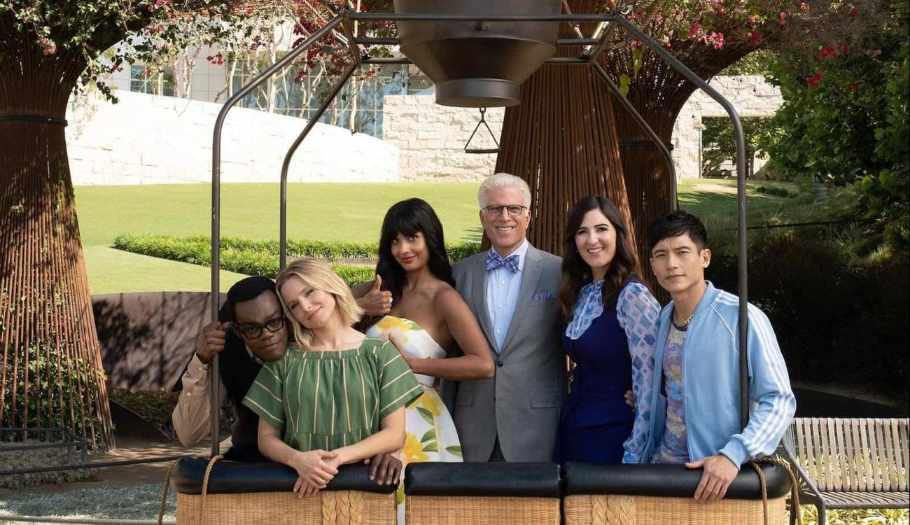 From the comforting to the new, here are some of our favorite comedy series available to stream on Netflix. You might call it our laughing Good Place.