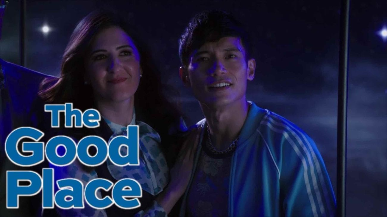 """If we've learned anything from past season finales of 'The Good Place' NBC, """"Patty"""" ending on a high note means we're screwed. Here's our S4E12 recap."""
