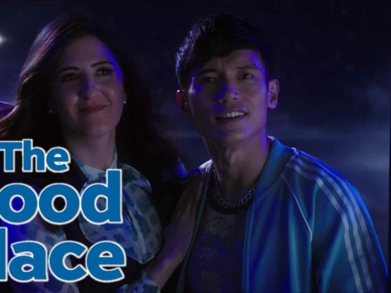 "If we've learned anything from past season finales of 'The Good Place', ""Patty"" ending on a high note means we're screwed. Here's our S4E12 recap."