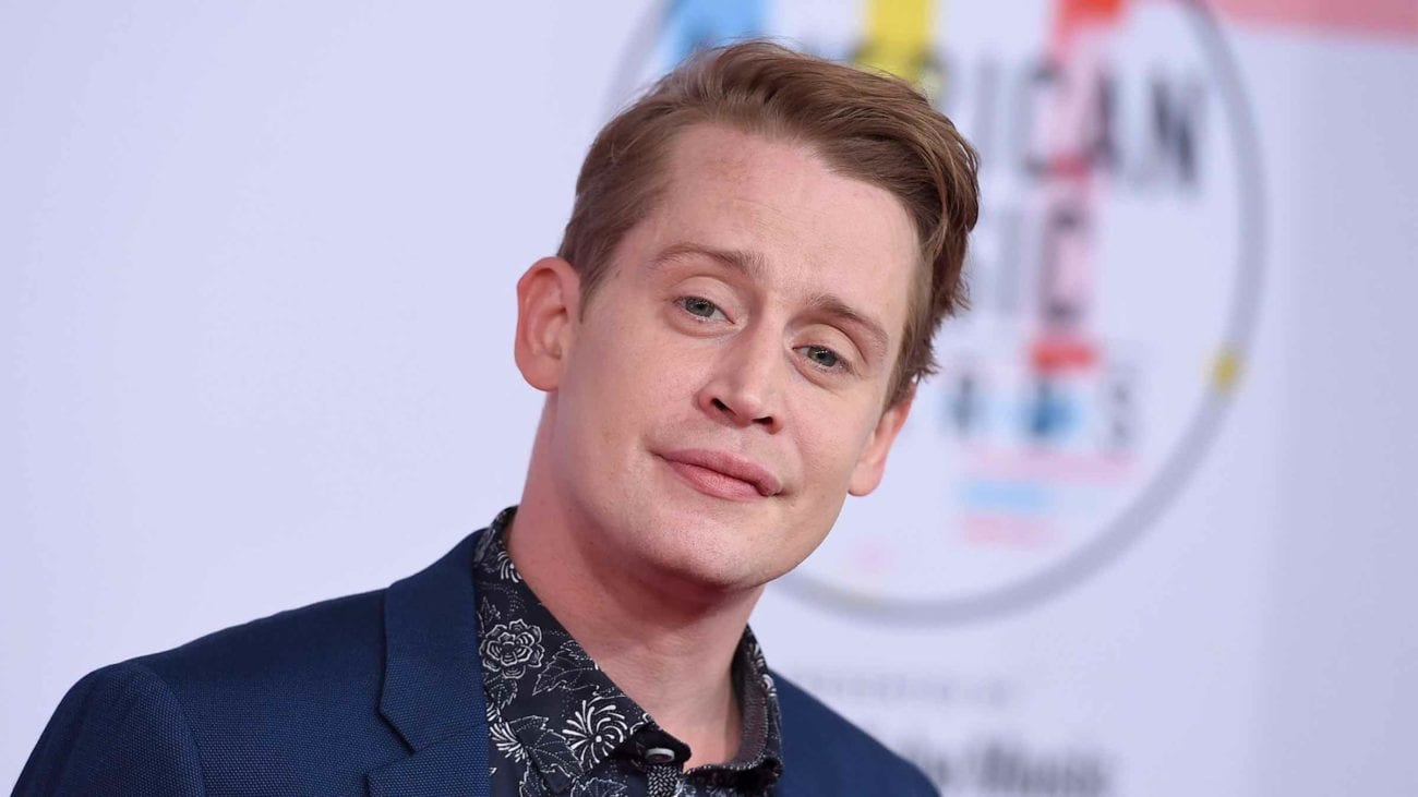 What was Macaulay Culkin doing in 2019? Signing on to AHS!