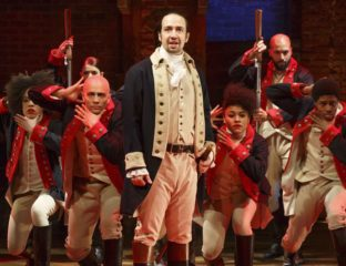 """We'll tell the story of tonight."" or, more specifically, the story of 'Hamilton'. Here's everything we want to see in Disney's 'Hamilton' movie."