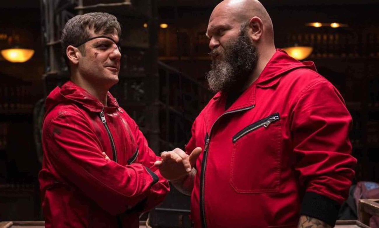 We're stuck waiting for part four of 'Money Heist' to hit Netflix, let's revisit some highlights of the past. Here's our favorite moments from the cast.