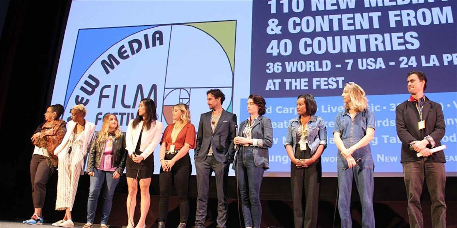 In its 11th year, the New Media Film Festival continues to show the best of innovation in filmmaking techniques. Here's why you should join in on the fun.