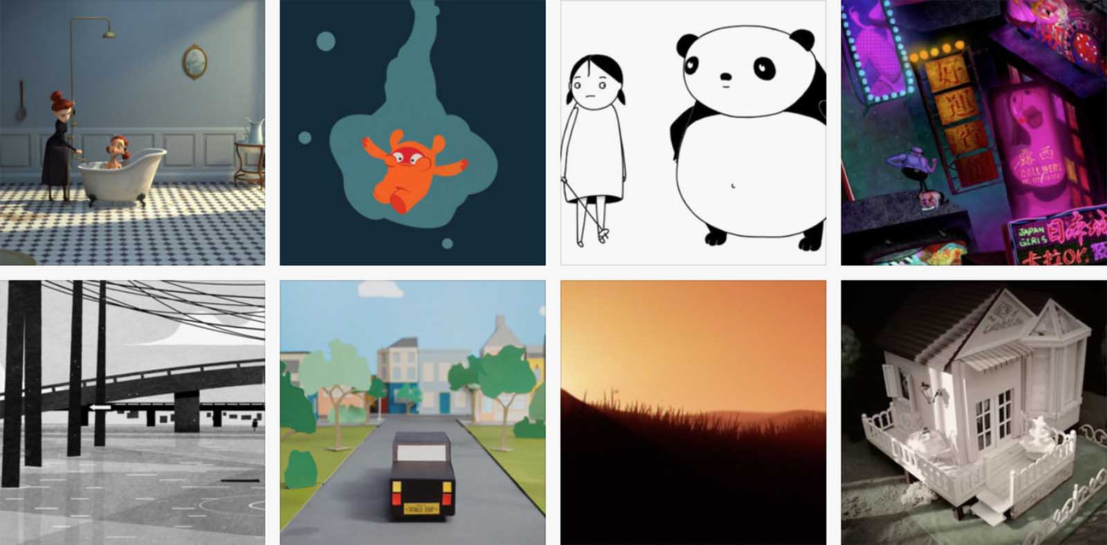 The British Animated Film Festival aims to shine a light on talented animators and destigmatize animation as a medium. This is perfect for new animators.