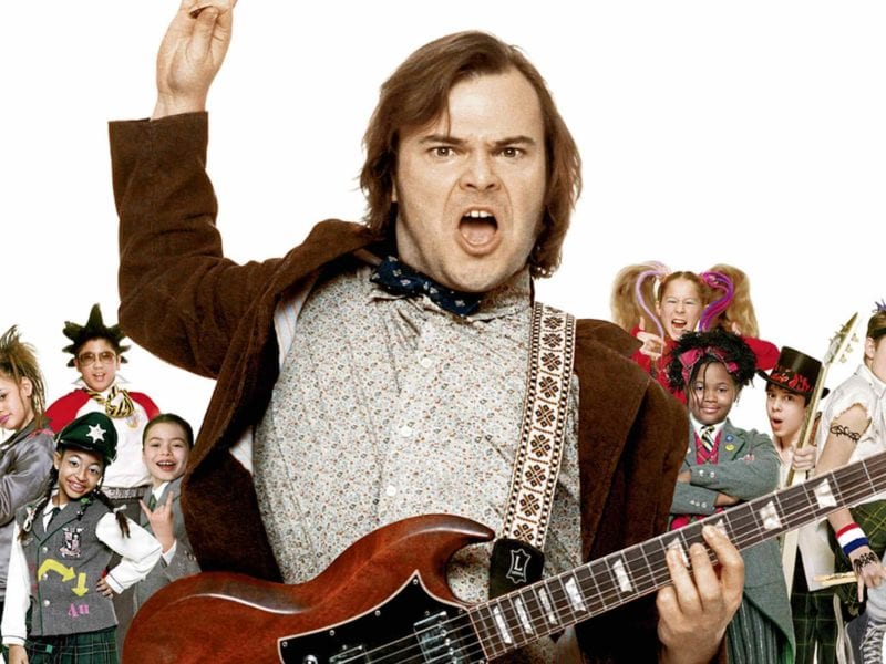 The 'School of Rock' movie isn't perfect but came with many happy moments. It's worth watching to learn how to tap into a student's creativity.