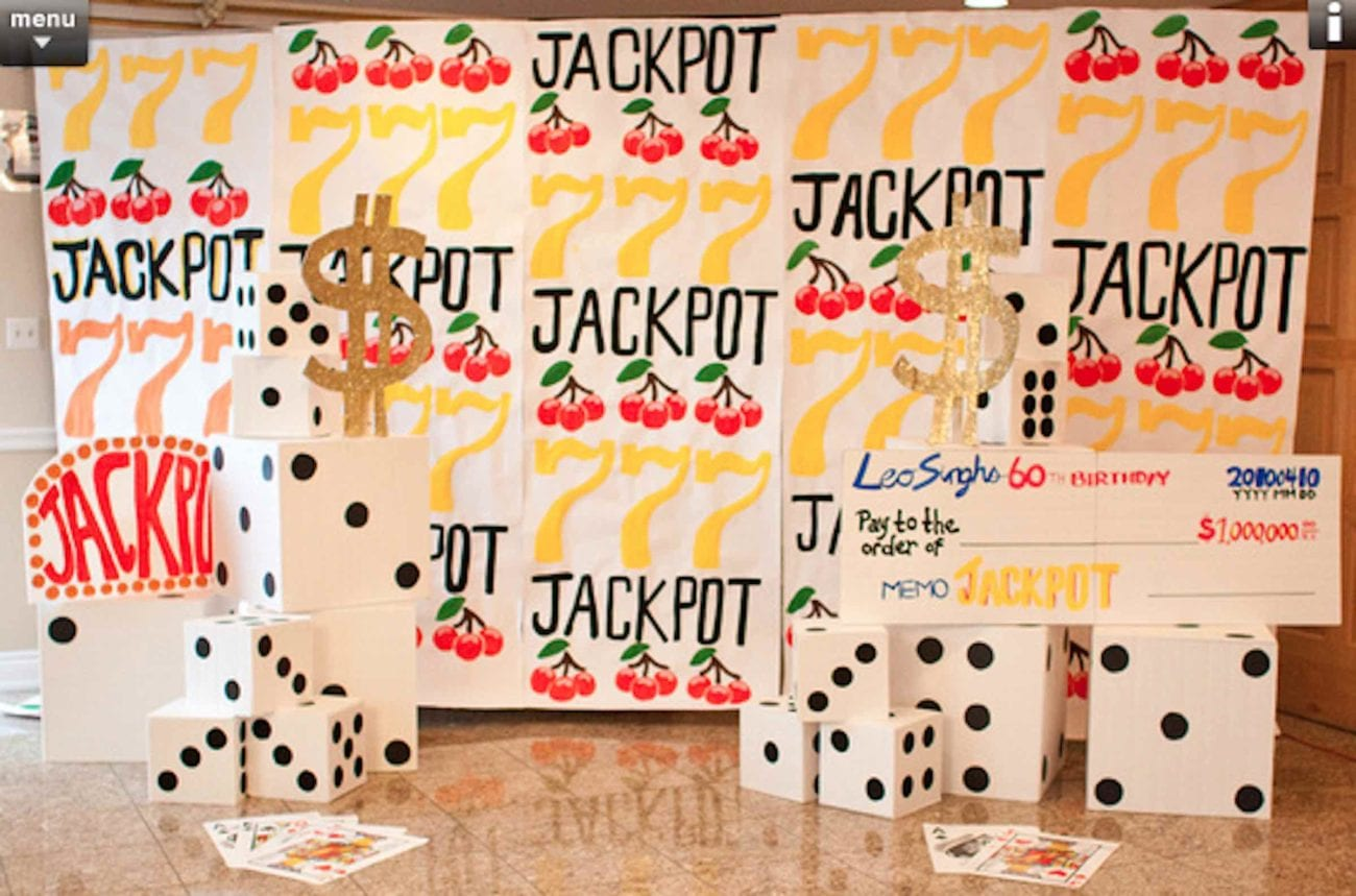If you want to shoot a casino-themed video, you will need to use a casino-themed backdrop, like the ones you can see at 918kiss. Here's how.