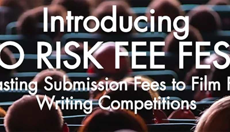 The No Risk Fee Fest is here to revolutionize the film festival circuit forever. Read more about how to take advantage of this opportunity.