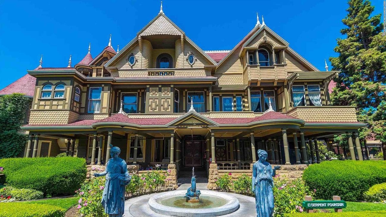 Here's why the Winchester Mystery House is the best ...