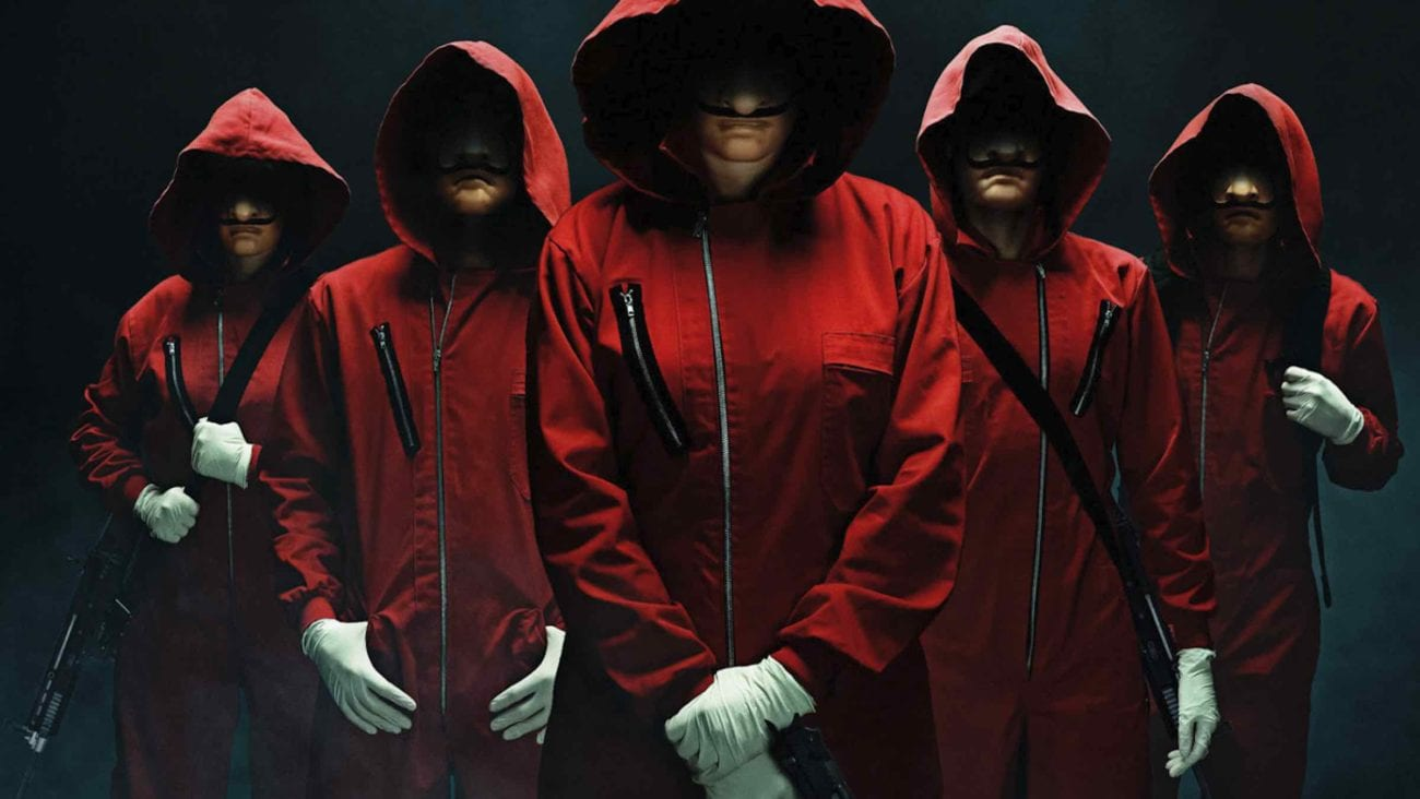 Before 'Money Heist' part 4 comes out, we're here to celebrate the cast that has gotten us this far. Here's all the reasons we love the 'Money Heist' crew.