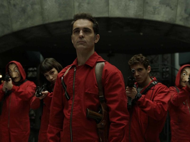 With 'Money Heist' season 4 finally out, we're dreaming about our lives if we were serial thieves. What does it take to make it on The Professor's team?