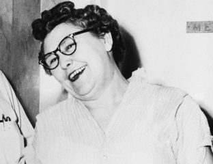 """Nannie Doss was a serial killer in the first half of the 20th century who earned the title """"The Giggling Nanny"""