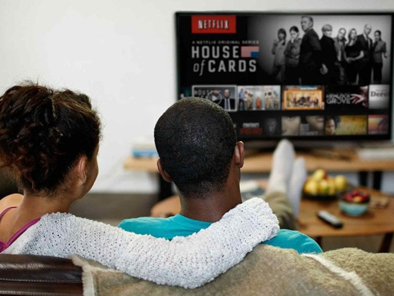 If you're flying solo or with an S.O for some Netflix and chill, here's some of the sexiest shows and movies to check out on Netflix.